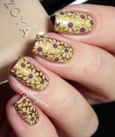 Foil Stamping Nail A