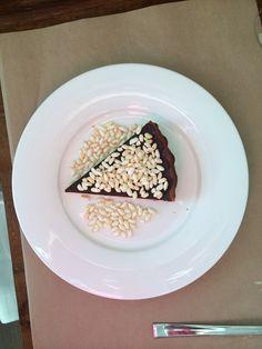 Tarte chocolat et riz soufflé Eric Lecerf