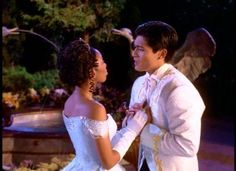 Rodgers and Hammerstein's Cinderella - By far, the BEST Cinderella production. I can still hear the music....