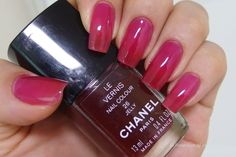 Chanel Le Vernis 26 JELLY