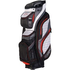 Callaway Golf Clubs Cart Bag Storage Dividers #Callaway