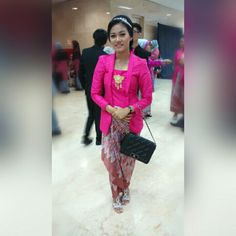 #kebaya #kutubaru #batik # tradisional #indonesia #ootd