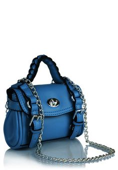 Blue  Sling Bag Price: Rs 1695