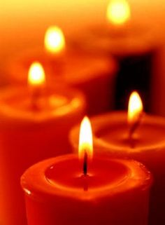 Rule #3 is to care for your candles. Remember that your ritual candles will be with you in circle. Store them in a place where they will be well protected from breakage and nicks. You want them as cared for as you possibly can have them. Try to handle them only when you are in a positive mood. Once again, you charge them every time you touch them. You don't want to charge them with negative energy!
