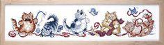 Counted Cross Stitch Kits, Cross Stitching, Amazon, Design, Decor, Cats, Cross Stitch, Amazons, Decoration