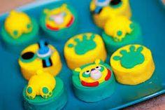 Cupcake Agente Urso