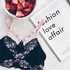 Having a love affair with this bralette from Adore Me//