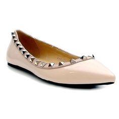 Kayla Shoes - Scarpe chiuse Donna , (Cipria), 38 EU