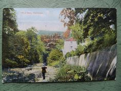 OLD POSTCARD - THE DELL , COLINTON , MIDLOTHIAN / EDINBURGH in Collectables, Postcards, Topographical: British | eBay!