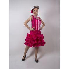 Flamenca dress short