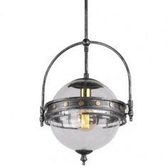 Потолочный светильник Loft Ufo Glass Pendant
