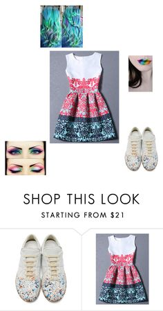 """Meeting Jack Again"" by maryvarleyrox ❤ liked on Polyvore featuring Maison Margiela and WithChic"