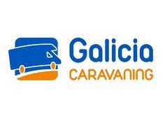 Diseño de logotipo Galicia Caravaning (2012)