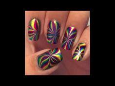 Nail Art Design Compilation Part 1 - YouTube