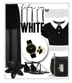 """""""Chic"""" by selmagorath ❤ liked on Polyvore featuring mode, Mela Loves London, Chloé, River Island, Larsson & Jennings et ASOS"""