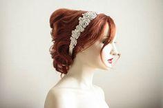 Bridal headpiece - Isla from MillieIcaro