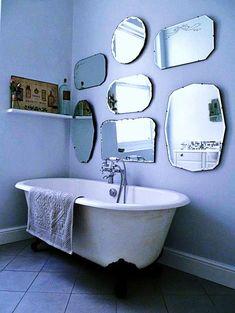 40 best vintage antique mirrors images mirrors interior rh pinterest com