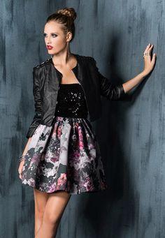 #fashion #style #dress #collezione #autunnoinverno2014/2015  #donna #abito #cerimonia #look #tendenze follow me www.primadonnastyle.net