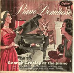 George Greeley - Piano Demitasse (Vinyl) at Discogs