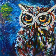 'Midnite Owl' by Lovejoy Creations