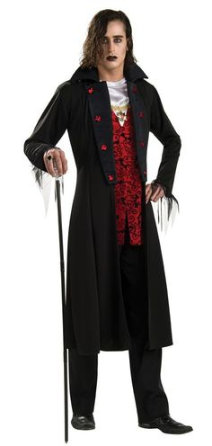 11 Best Mens Vampire Costume Images Dark Fashion Male Fashion