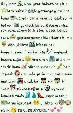 # happy- bir olsak the if we are one - Cute Love, Love You, My Love, Words For Girlfriend, Lifetime Quotes, Besties Quotes, Good Sentences, Cute Baby Videos, Homemade Valentines