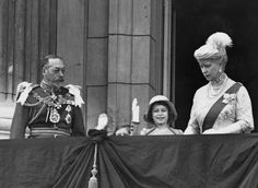 Her eldest daughter Mary married George V and was the current Queen's grandmother.