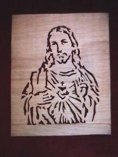 Mis trabajos en madera calada de enero a julio 2013