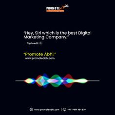Give your business, best digital marketing services at affordable prices. Being best digital marketing company in Delhi, our services are unique, measurable and reliable Successful Business, Promote Your Business, Social Media Company, Best Digital Marketing Company, Ad Design, Promotion, Creativity, Ads, Fresh
