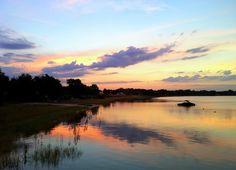 Homes on Lake Minneola Clermont Florida -