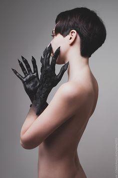Disturbing and Provocative Art, Rina Dragunova