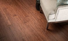 Eucalyptus is a beautiful and sustainable alternative to wood flooring