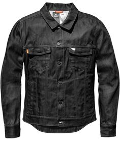 The PERFECT Unbreakable Motorcycle Riding Denim Original. We designed this Saint Denim Jacket for all two wheel riders to hit their lives all day and all night. Our design inspiration is planted in the original heydays of the Denim Motorcycle Jacket, Motorcycle Style, Motorcycle Outfit, Motorcycle Jackets, Estilo Denim, Menswear, Leather Jacket, Mens Fashion, Casual
