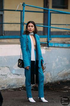 Ulyana Boyko by STYLEDUMONDE Street Style Fashion Photography FW18 20180223_48A7765