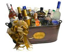 Great Fundraising Tool Donated Liquor And Wagon Raffled