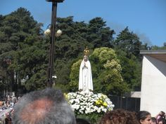 our lady of fatima in fatima, portugal