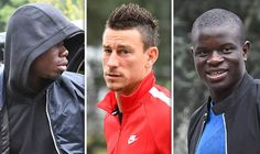 Spotted: Man Utd's Paul Pogba joins Premier League stars linking up with France squad   via Arsenal FC - Latest news gossip and videos http://ift.tt/2c3qI6B  Arsenal FC - Latest news gossip and videos IFTTT