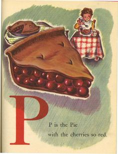 from ALPHABET FROM A TO Z, by Leah Gale; illus. by Vivienne Blake.