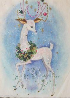 A Real Deer