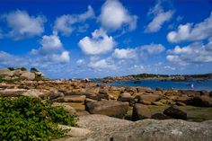 #Perros-guirec #bretagne #clouds #cloudy #france #granit #landscape #sea #seascape #summer #sun #sunny #trégastel Perros Guirec - La cote de granit rose by Grégory Loth on 500px