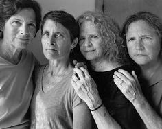 Nicholas Nixon, The Brown Sisters, Truro, Massachusetts, 2016