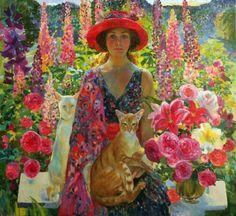 """Olga Suvorova. """"Summer"""""""