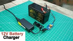 Hey! everyone My name is Steve .Today i'm going to show you How to Make 12v Battery ChargeWith this charge you can charge any type of 12 v battery even your car...
