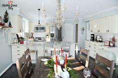 SW Sea Salt ... kitchen? Whole downstairs????