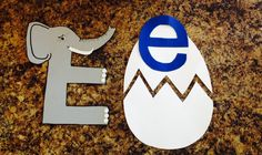 "Big ""E"" and Little ""e"" (not my favorite week!)"