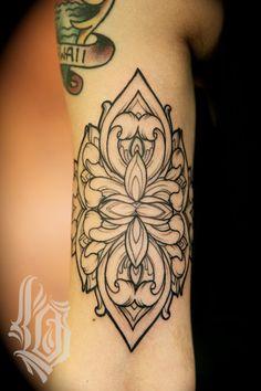 ren mandala (luckyolelo tattoo ercrew)