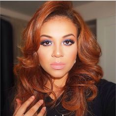 """@makeup_hairbyquesia #LillyLashes in human hair style """"Istanbul"""" & """"Paris"""" stacked! #GhalichiGlam"""