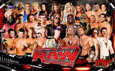 WWE Raw!!!!!!!!!!!!!