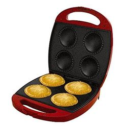 Amazon.com: Sunbeam FPSBPMM980 4-Piece Pie Maker, Red: Pie Pans: Kitchen & Dining