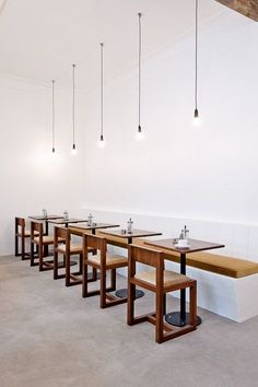Adriaan Louw | coffee shop interior design #cafe #restaurant #eatery